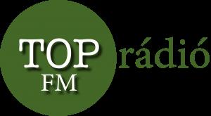 TOP FM rádió logo